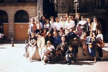 En Barcelona Fiesta de la Mercé con todas las compañías