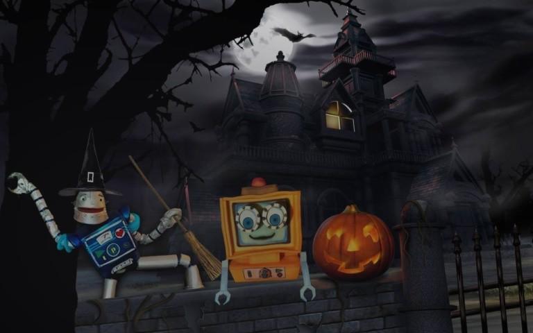 PIT Y FLU Halloween 2