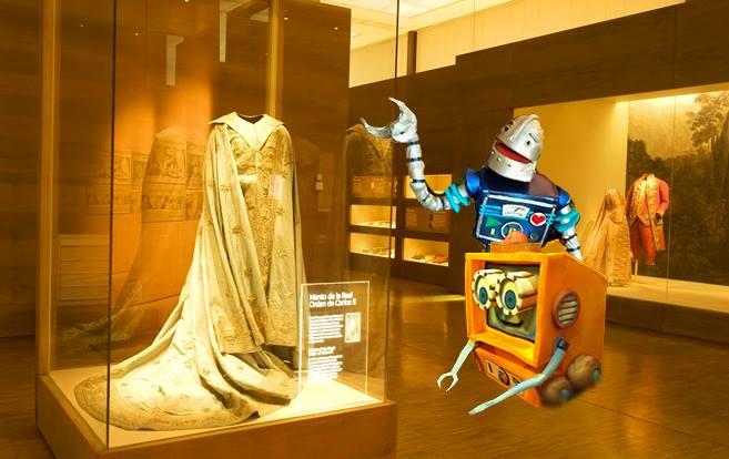 museo del traje Pit y Flu